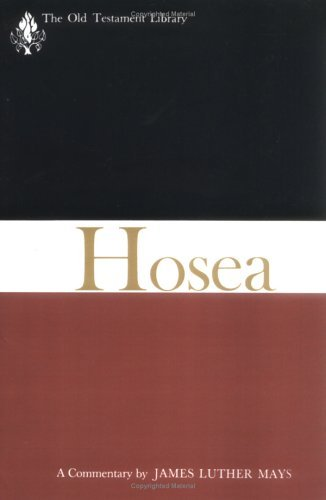 Image for Hosea: A Commentary (Old Testament Library)