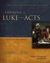 Image for Theology Of Luke And Acts (Jul)