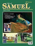 Image for 14117 Life of Samuel Flash-a-Cards