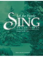 Image for (192120) Let the People Sing At Christmas: Choral