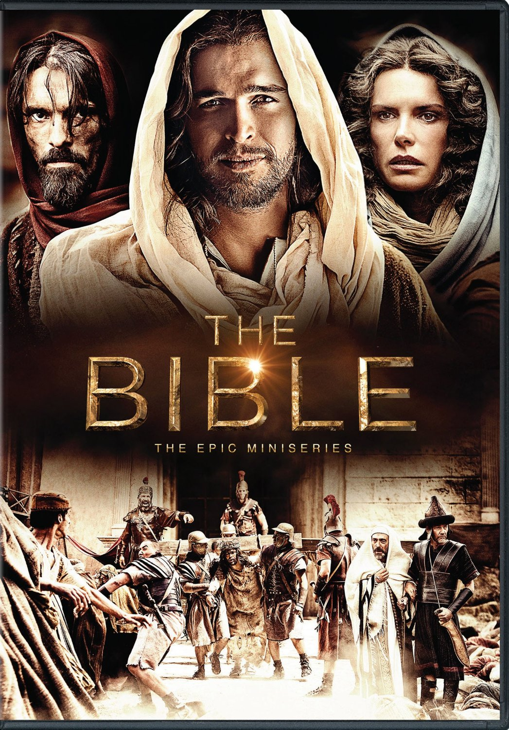 Image for The Bible: The Epic Miniseries