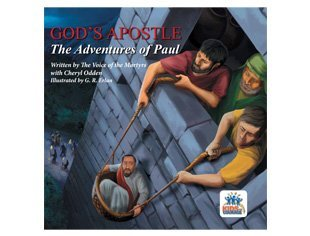 Image for God's Apostle: The Adventures of Paul