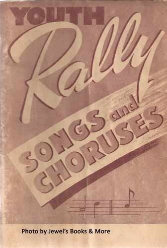 Image for Youth Rally Songs & Choruses