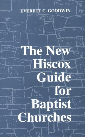 Image for The New Hiscox Guide for Baptist Churches
