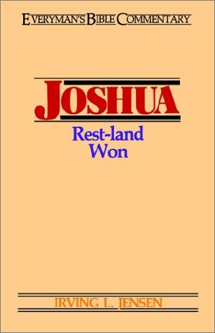 Image for Joshua (Everyman's Bible Commentary)