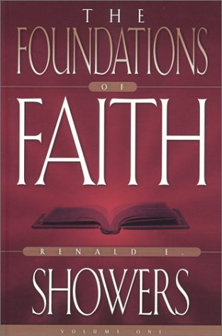 Image for The Foundations of Faith Vol. 1