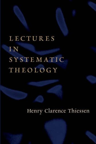 Image for Lectures in Systematic Theology
