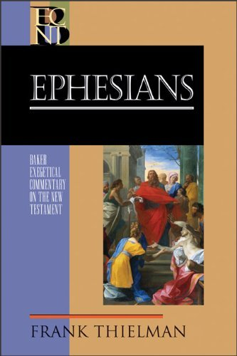 Image for ECNT Ephesians (Baker Exegetical Commentary on the New Testament)
