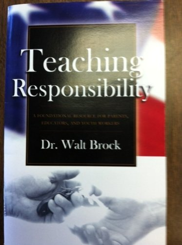 Image for Teaching Responsibility