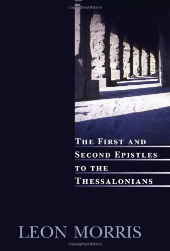 Image for The First and Second Epistles to the Thessalonians