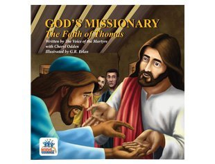 Image for God's Missionary: The Faith of Thomas