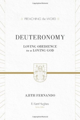 Image for PTW Deuteronomy: Loving Obedience to a Loving God