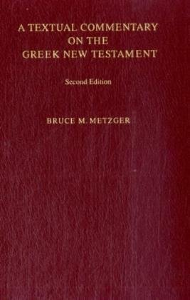 Image for Textual Commentary on the Greek New Testament