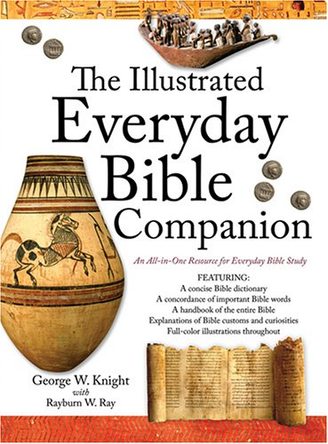 Image for Illustrated Everyday Bible Companion