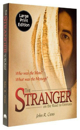 Image for The Stranger (LP) on the Road to Emmaus Large Print
