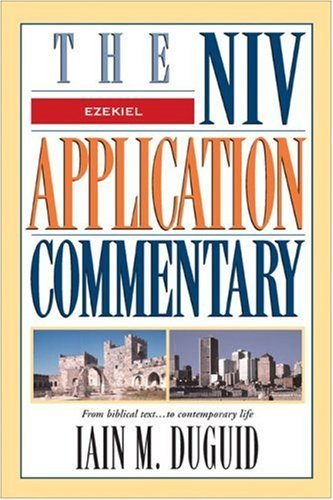 Image for The NIV Application Commentary: Ezekiel