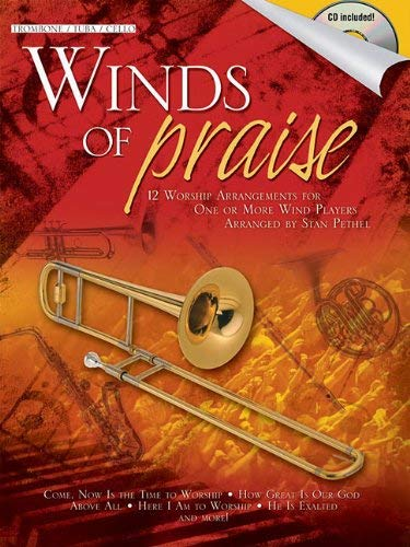 Image for Winds of Praise: for Trombone, Tuba or Cello