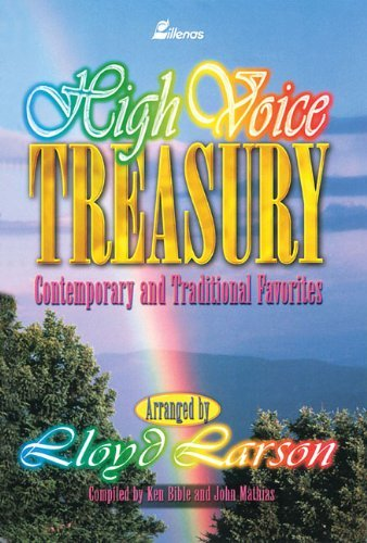 Image for High Voice Treasury: Contemporary and Traditional Favorites