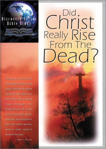 Image for DID CHRIST REALLY RISE FROM THE DEAD