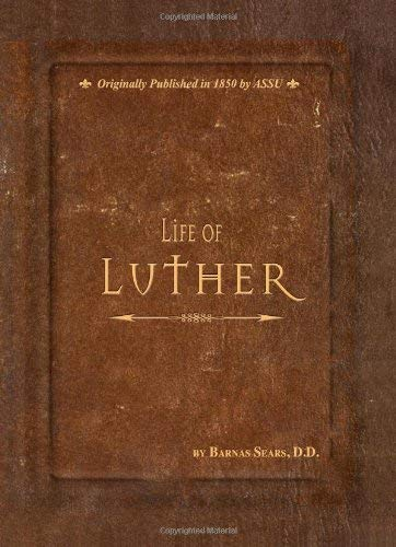 Image for Life of Luther