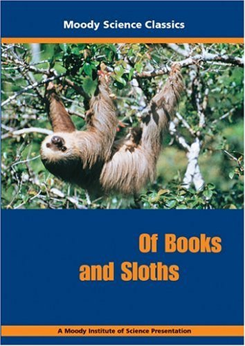 Image for Of Books and Sloths DVD
