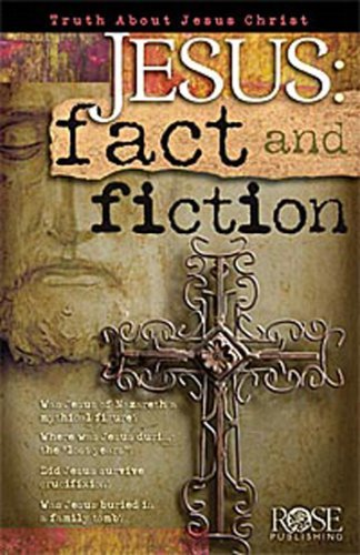 Image for Jesus: Fact & Fiction