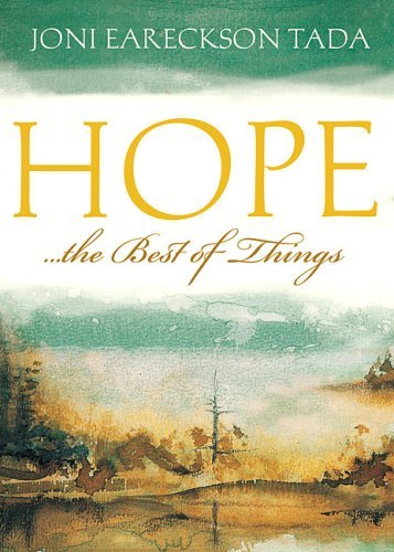 Image for Hope...the Best of Things