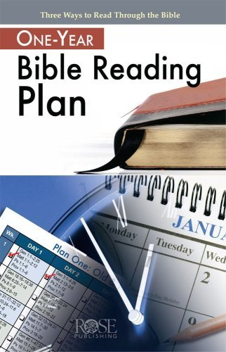 Image for One-Year Bible Reading Plan