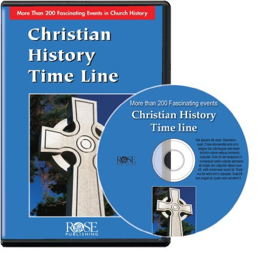 Image for Christian History Time Line (PowerPoint)