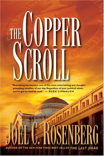 Image for The Copper Scroll (Political Thrillers Series #4)