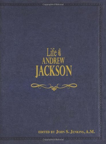 Image for Life of Andrew Jackson (Life Of... (Attic Books))