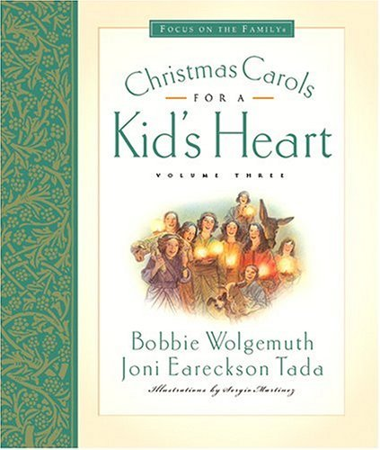 Image for Christmas Carols For A Kids Heart