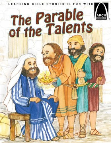 Image for The Parable of the Talents - Arch Books