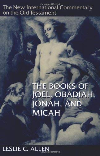Image for NICOT The Books of Joel, Obadiah, Jonah, and Micah (New International Commentary on the Old Testament)