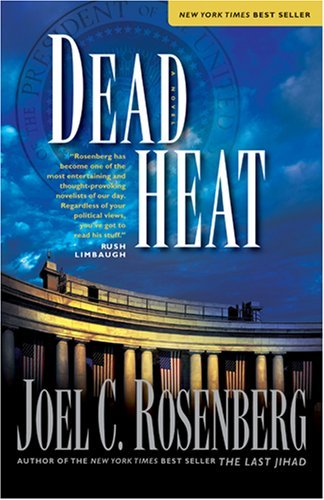 Image for Dead Heat (Political Thrillers, No. 5)