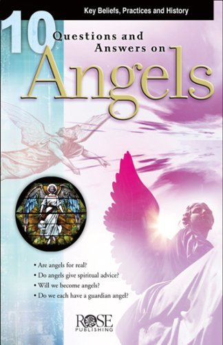 Image for 10 Questions & Answers on Angels