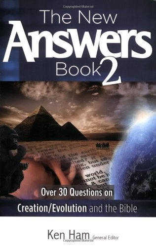 Image for The New Answers Book, Volume II (Answer Book)