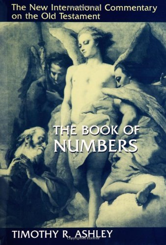 Image for NICOT The Book of Numbers (New International Commentary on the Old Testament)