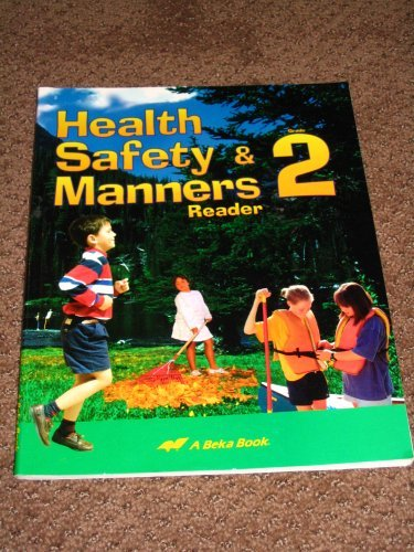 Image for Health, Safety, and Manners Grade 2 Reader ABeka