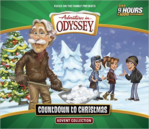 Image for AIO Countdown to Christmas Advent Collection (Adventures in Odyssey)