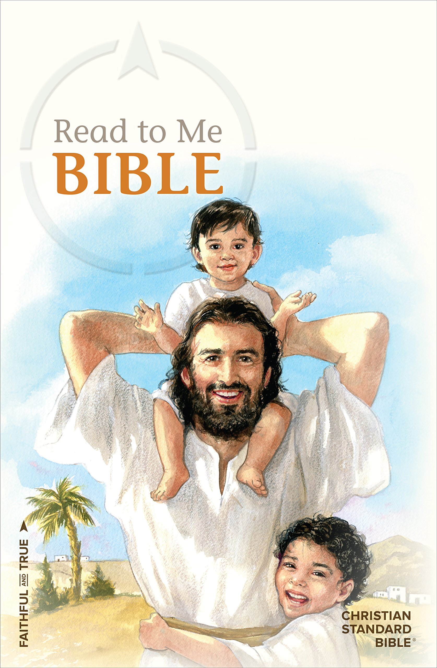 Image for CSB Read to Me Bible