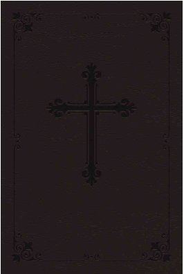Image for NIV Compact Bible - Dark Chocolate LeatherSoft w/ Cross