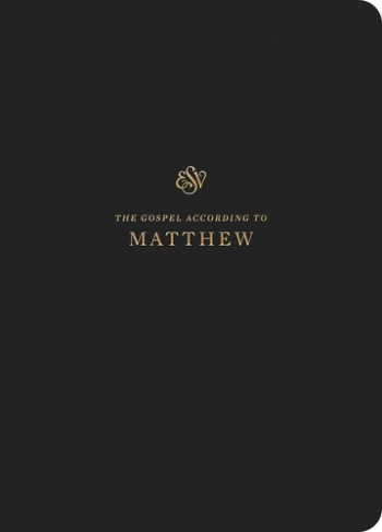 Image for ESV Scripture Journal: Matthew