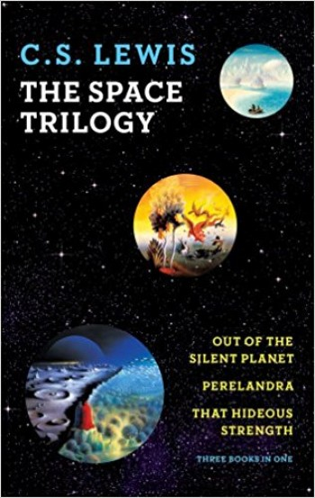 Image for The Space Trilogy (Out of the Silent Planet, Perelandra, Thst Hideous Strength)