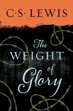 Image for The Weight of Glory