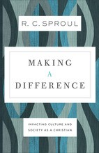 Image for Making a Difference: Impacting Culture and Society as a Christian