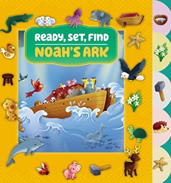 Image for Ready, Set, Find Noah's Ark