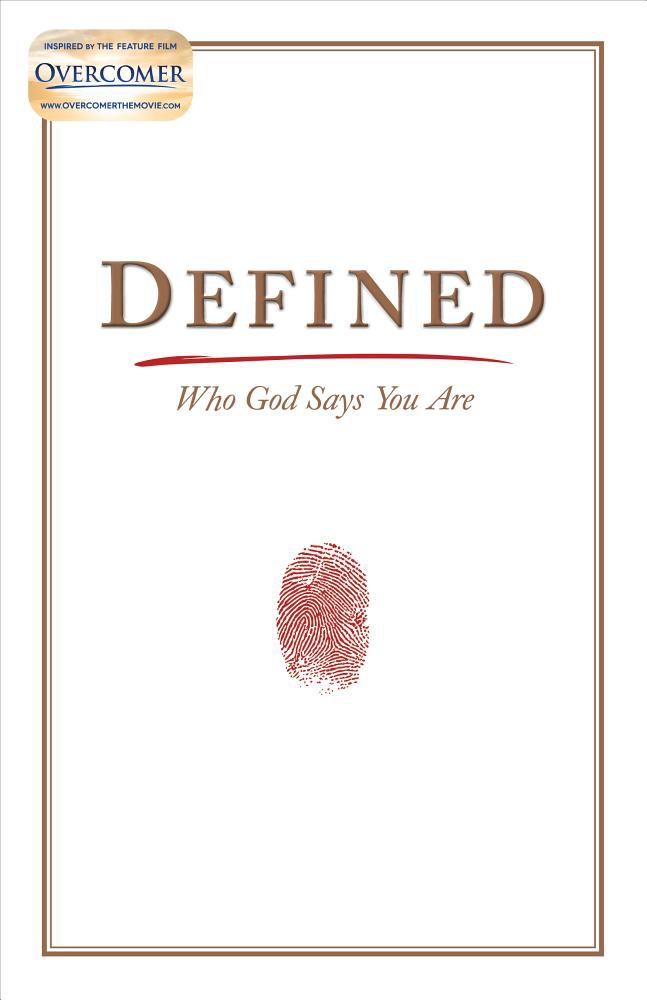Image for Defined: Who God Says You Are