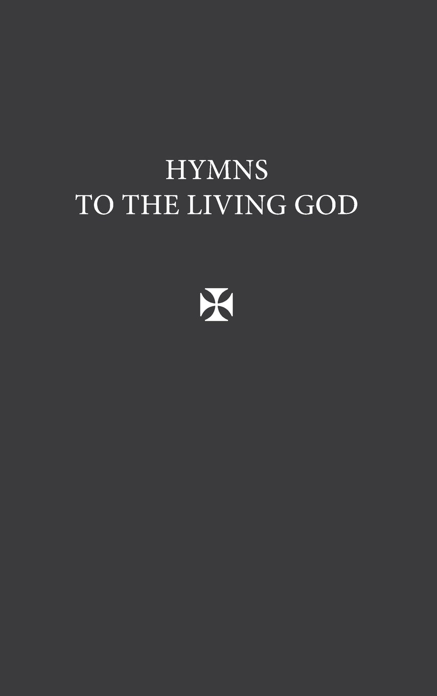 Image for Hymns to the Living God Church Pew Edition